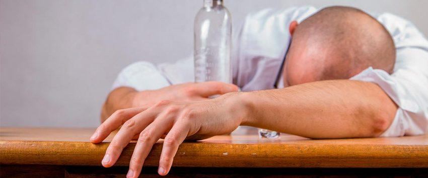 Positivo control alcoholemia